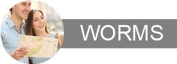 Deine Unternehmen, Dein Urlaub in Worms Logo